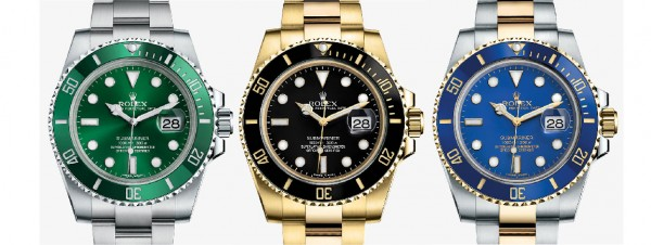7 Birthday Gifts for Him - Rolex Submariner