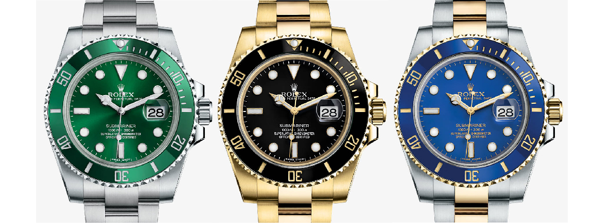 7 Great Birthday Gifts for Him - Rolex Submariner