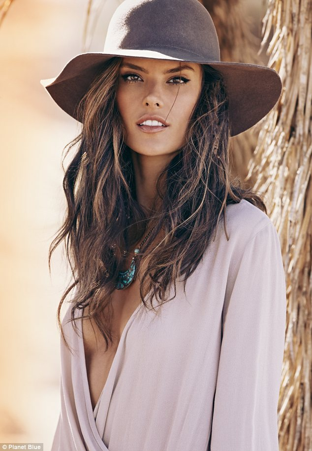 Supermodel Hobbies Ale by Alessandra Ambrosio
