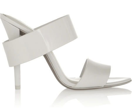 Spring's Go-To Shoe - The High-Heeled Mule