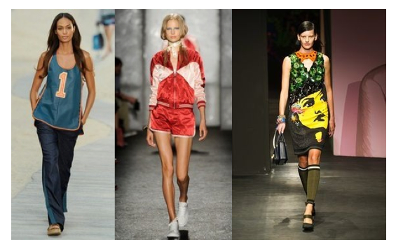 Sporty Runway Trends from Spring 2014