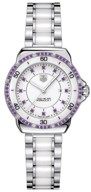 TAG Heuer Formula One Watches for Women