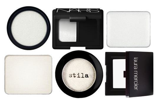 How To Wear White Eyeshadow for Spring