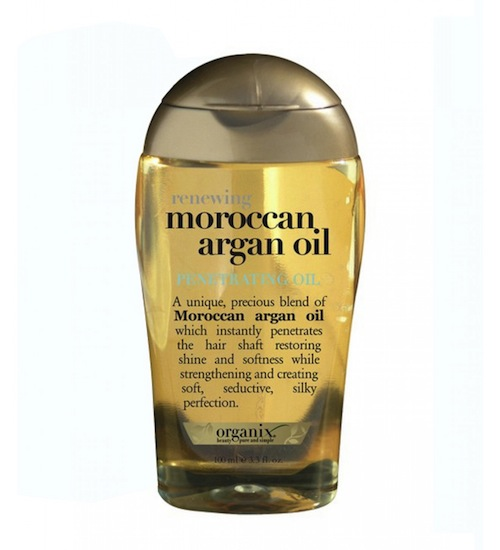 Wearing Your Hair Down - Moroccan Oil
