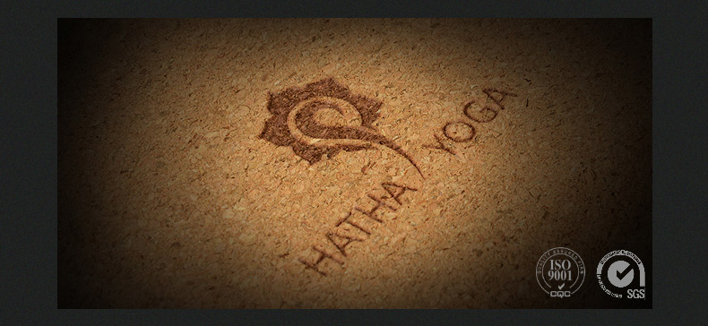 Hatha Yoga Cork Yoga Block