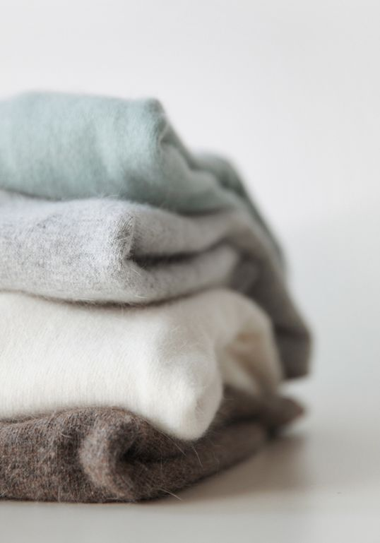 How to Spot Good Quality Cashmere