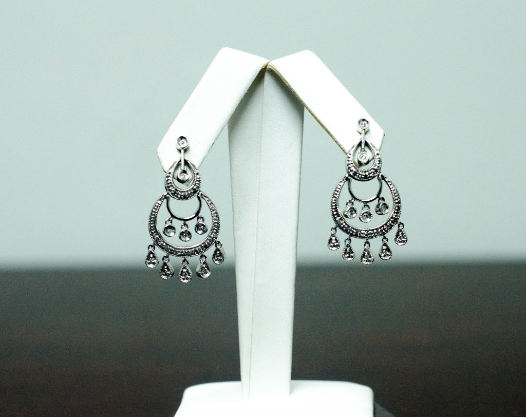 Earrings to Stand Out