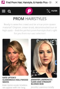 Hair Ideas for My Prom