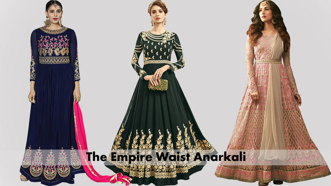The Indian Anarkali Dress That Suits Every Body Type