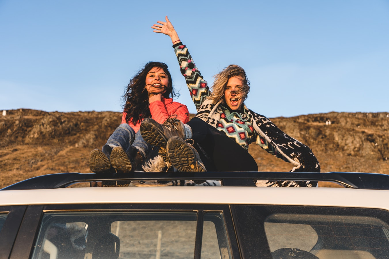 Make Your Next Girls' Getaway A Road Trip to Remember