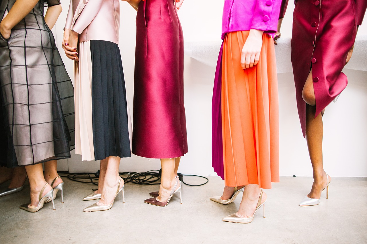 Colors that Need to Be in Your Closet