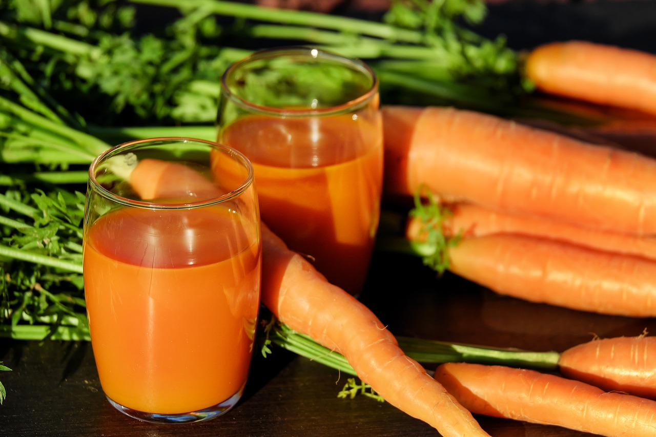 Best Juices To pick For Healthy Skin and Good Appetite